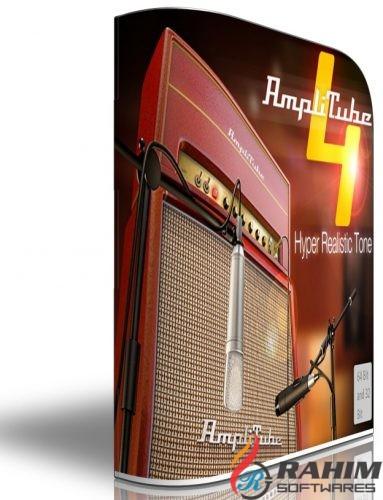 IK Multimedia AmpliTube 4 for Mac Free Download