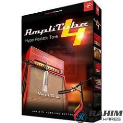 IK Multimedia AmpliTube 4.0 for Mac Free Download