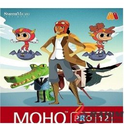 Smith Micro Moho Pro 12 for Mac Free Download