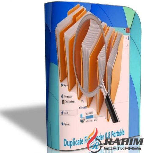 Duplicate Files Finder 0.8 Portable Free Download