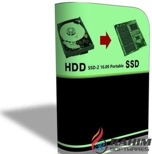 SSD-Z 16.09 Portable Free Download