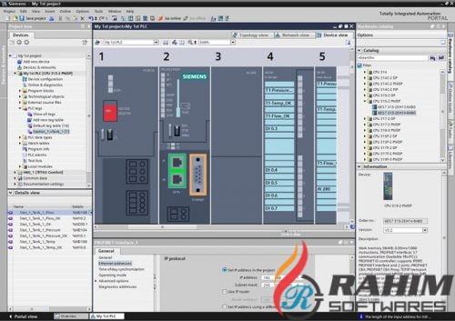 Siemens SIMATIC TIA Portal 15 Free Download