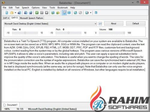 Download NextUp TextAloud 4
