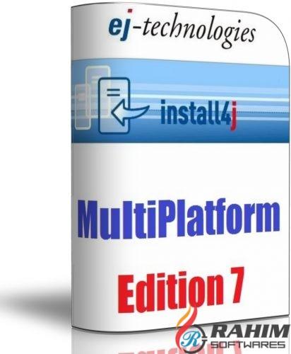 Install4j MultiPlatform Edition 7 Free Download