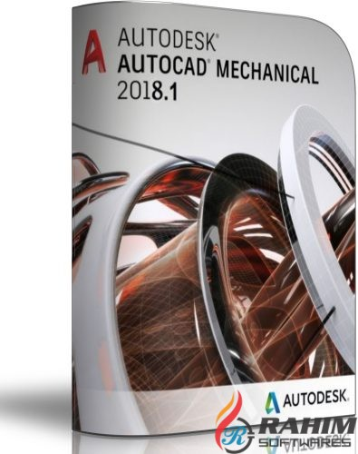 AutoCAD Mechanical 2018.1 Free Download