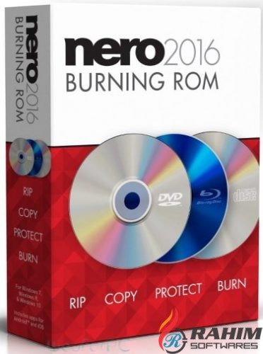 Download Nero Burning Rom 2016 V17