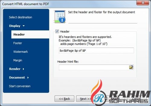 Total HTML Converter 5.1 Portable Free Download