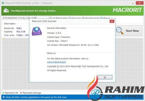 Macrorit Disk Scanner 4.3 Free Download