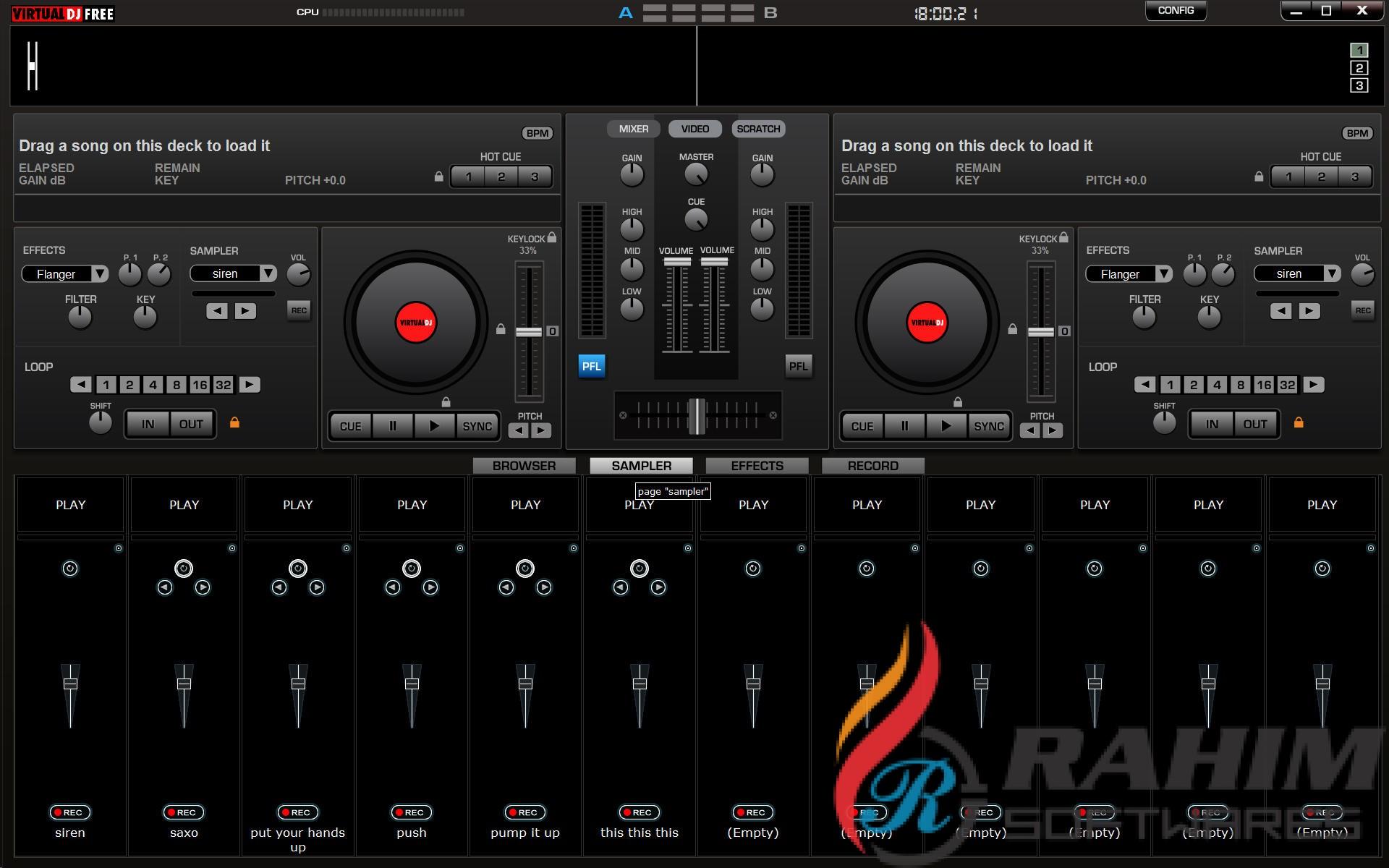 virtual dj portable free download full version