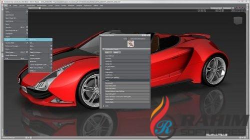Autodesk Alias SpeedForm 2019 Free Download