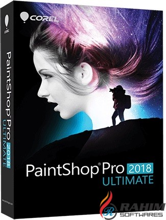 Corel PaintShop Pro 2018 Portable Free Download
