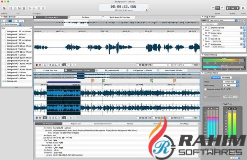 MAGIX Sound Forge Pro 12 Free Download
