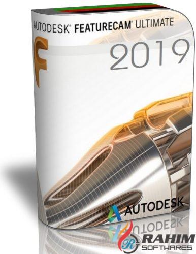 FeatureCAM 2019 Free Download