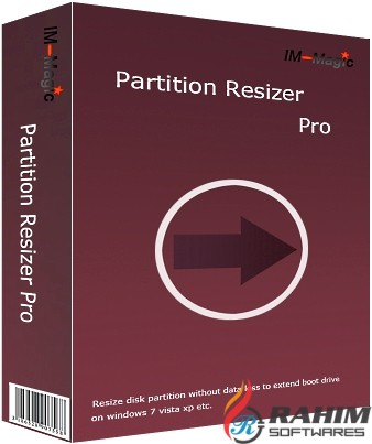 IM Magic Partition Resizer Unlimited 3.5 Portable Free Download