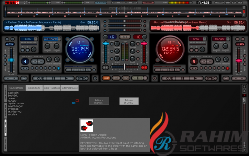 Atomix Virtual DJ 2016 Free Download