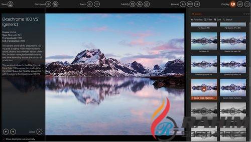 DxO FilmPack Elite 5.5 Portable Free Download