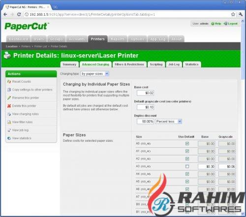 PaperCut NG 18 Free Download