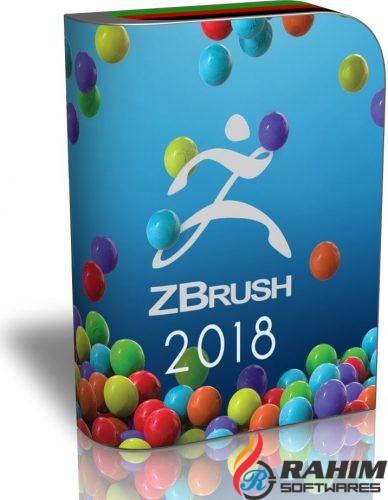 Pixologic ZBrush 2018 Free Download