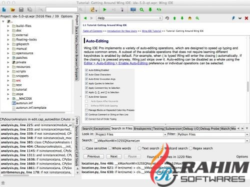 Download Wing IDE Professional 6 Offline