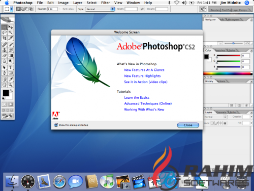 Adobe Photoshop CS2 Free Download