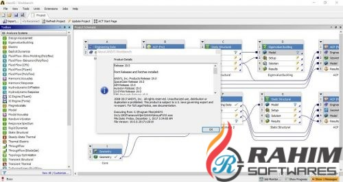 ANSYS Products 19.1 Free Download
