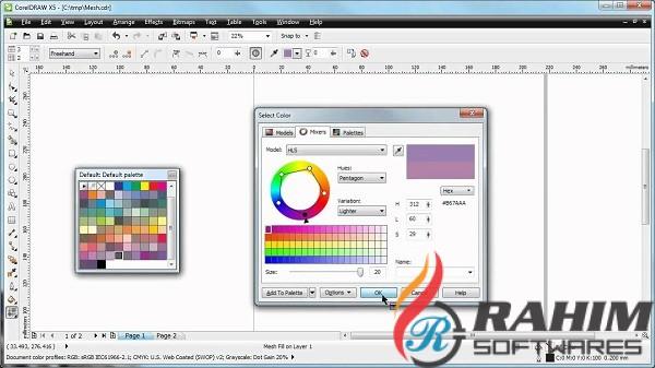 CorelDraw x5 Portable Free Download