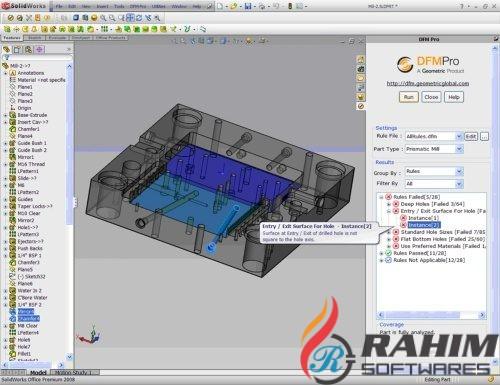 Geometric DFMPro Free Download