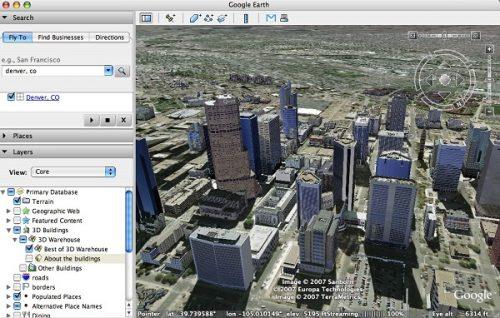 Google Earth Pro 2018 Offline Setup Free Download