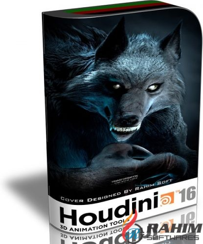 Houdini FX 16 Free Download
