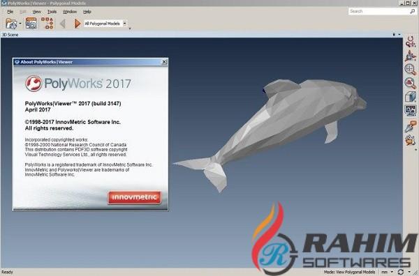 InnovMetric PolyWorks 2018 Build 3224 Free Download