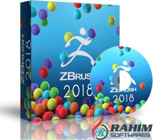 ZBrush 2018 Free Download