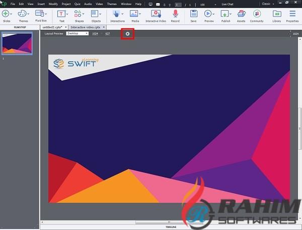 Adobe Captivate 2019 Portable Free Download