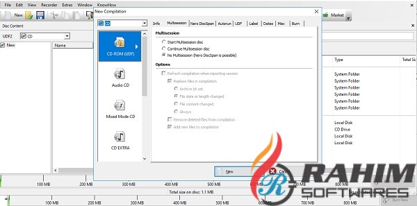 Nero Burning ROM 2019 Offline Installer Free Download