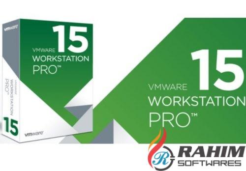 VMware Workstation Pro 15.0 Free Download