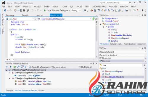 Visual Assist X 10.9.22 Free Download