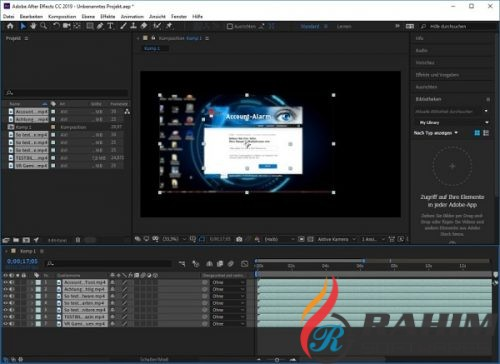Adobe After Effects CC 2019 Offline Latest Free Download