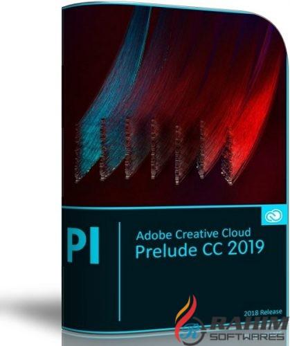 Adobe Prelude CC 2019 Latest Offline Free Download