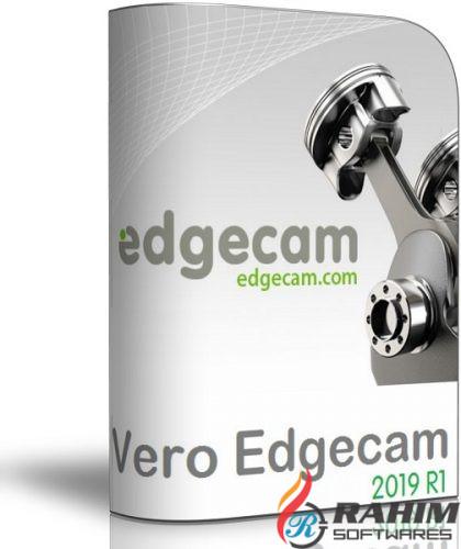 Vero Edgecam 2019 R1 Free Download