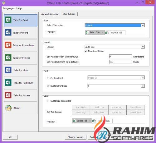 Office Tab Enterprise 13 Free Download