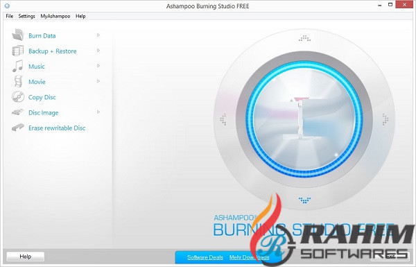 Ashampoo Burning Studio 20.0 Free Download