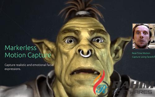 FaceShift Studio 2015 v1.0 Free Download