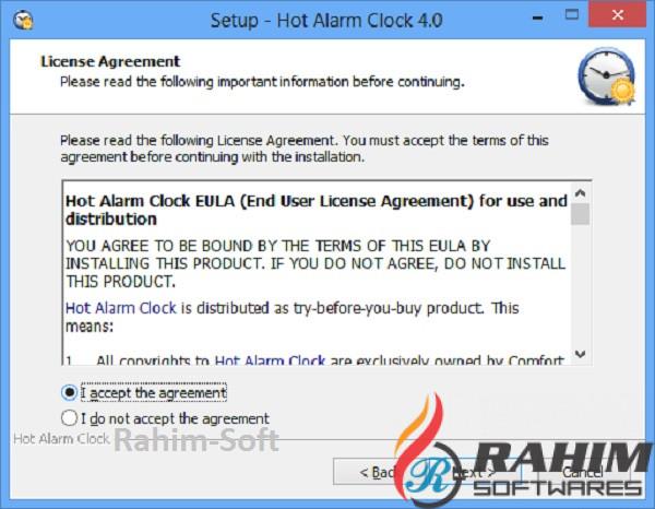 Hot Alarm Clock 5.1 Free Download