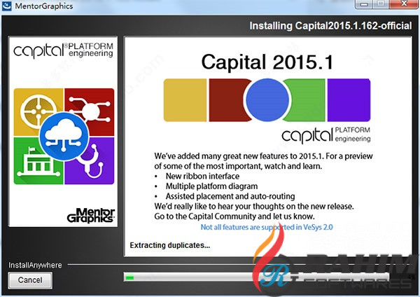 Mentor Graphics Capital 2015.1.1 Free Download
