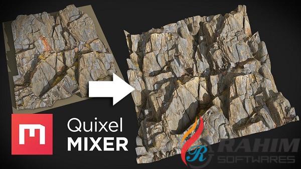 Quixel Mixer 2018 v1.0 Free Download