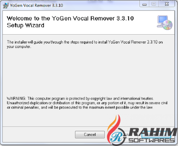 YoGen Vocal Remover 3.3.1 Free Download