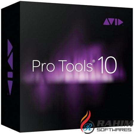 Avid Pro Tools HD 10.3.10