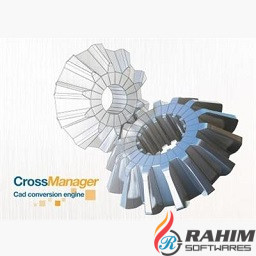 CrossManager software Stand alone 3D and 2D CAD files download