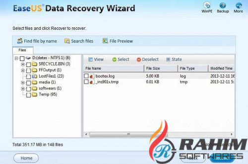 easeus data recovery wizard professional 7.0 full version free download