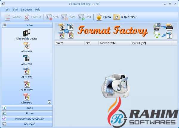 Format Factory 4.5 Free Download (11)