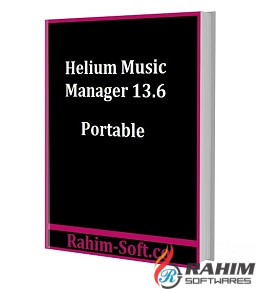 Helium Music Manager 13.6 Portable Free Download (1)